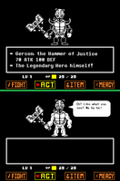 Gerson, the Hammer of Justice! by hfbn2