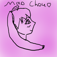Day 18: Girl in the pink - Mao Chou by RogueWarrior869
