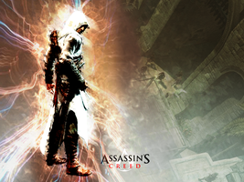 Assassin's Creed LP by ZuzuGraph
