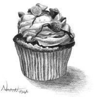 The Cupcake is a Lie by Fellhauer