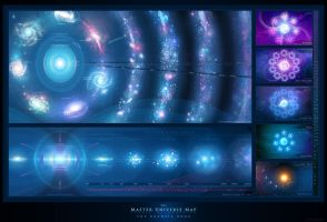 Master Universe Map by ANTIFAN-REAL