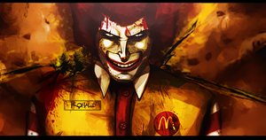 McDonald by crocodilis