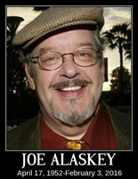 Joe Alaskey by slyboyseth