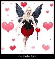 My Bleeding Heart by joannastar
