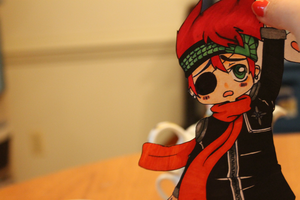Lavi paper-child 2 by Dgrayscythe21