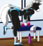 Tricep exercises by McmuffinMrFox