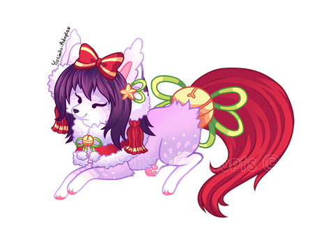 YCH comm by Yoshimiko-Adopts