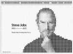 In Memory of Steve Jobs by a-lex