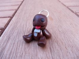 Sackboy Charm by PhantomxFan