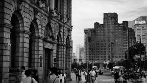 The Bund - All that ture Shanghai XI by longbow