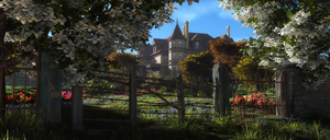 The Overholser Mansion by Six-Kings