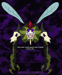 Hostile Flowey by TheSpiderManager