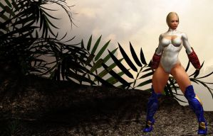 Ultimate Power Girl Challenge by almeidap