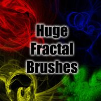 Huge Fractal Brushes 1 by heinrisch