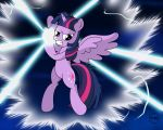 Full Power by Toxic-Mario
