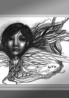 """Butterfly for """"Creatio F"""" by asuo"""