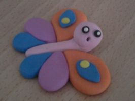 Butterfly fimo by bimbalove81