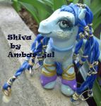 my little pony custom Shiva by AmbarJulieta