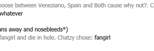 omfg chatzy XD by ask-mmd-Sud-Italia