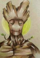 I am Groot by Shellsweet