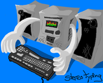 Stereo-Typing by JeVuS