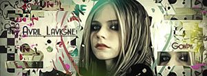 Avril Lavigne Tag by Gonpy-Designer