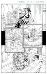 Harley Quinn #0 Contest Page by DStPierre