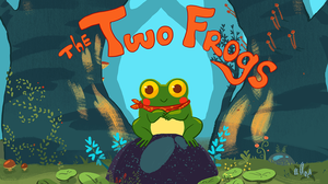 The two frogs cover by Osato-kun