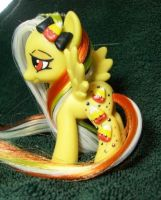 Halloween Custom My Little Pony G4 Kawaii Girl by AdeCiroDesigns