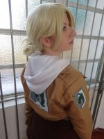 Shingeki no Kyojin  Annie cosplay 03 by alandria7