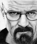 Walter White by LoveLikePoetry1