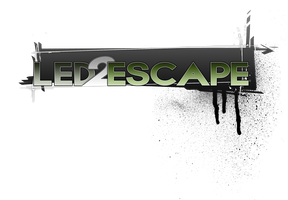Led2Escape logo by yellow-five