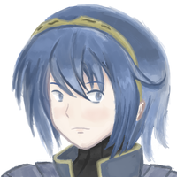 Marth by lizatate475