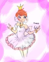 Princess Tutu, again II by theghostlyartist