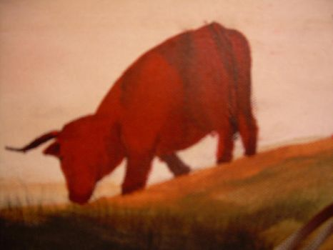 Not so blurry Cow 1 by KittyOnCrack
