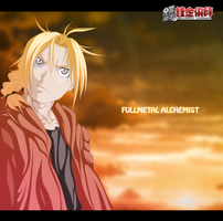 Fullmetal Alchemist by HollowCN