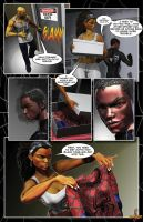 The Retelling of Amazing Spider-Man #300 Page 5 by LittleShaolin