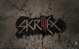 Skrillex - Desktop 28/02/12 by UltimatteHD