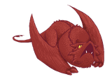 Smaug the Tiny by Kin-Sei