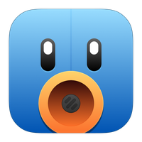 Tweetbot OS X Icon (iOS 7 style) by johnLongview