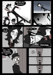 Haunted House on the Hill - PG 7 - An SPG Comic by Pastel-Dolls