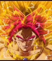 Broly-ssj-dios by NARUTO999-BY-ROKER