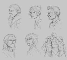 DA Sketches by Atarial