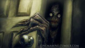 Closet Horror by cinemamind