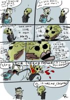Mass Effect 2, p.5 by Ayej