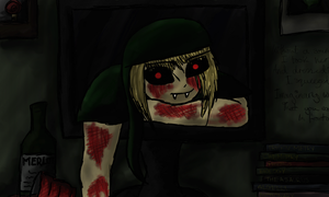 BEN Drowned by littleblackmariah