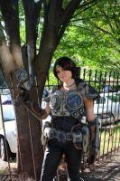 Gears of War cosplay at DragonCon 2012 by cimmerianwillow