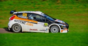 FORD FIESTA WRC2 by PHIL3408
