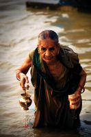 Soulseeker of the Ganges by CenkDuzyol