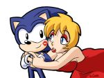 Sonic and Madonna by rongs1234